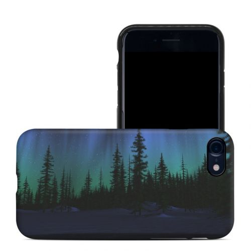 Aurora iPhone 8 Hybrid Case
