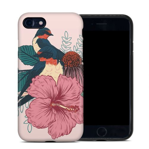 Barn Swallows iPhone 8 Hybrid Case