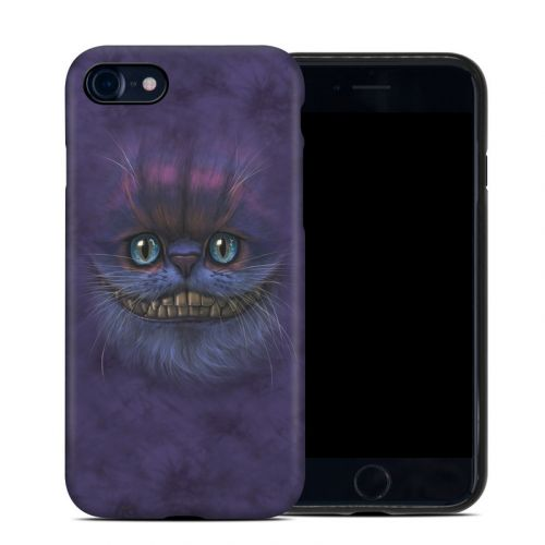 Cheshire Grin iPhone 8 Hybrid Case