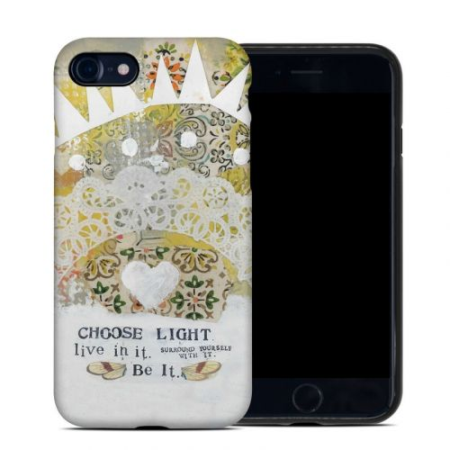 Choose Light iPhone 8 Hybrid Case
