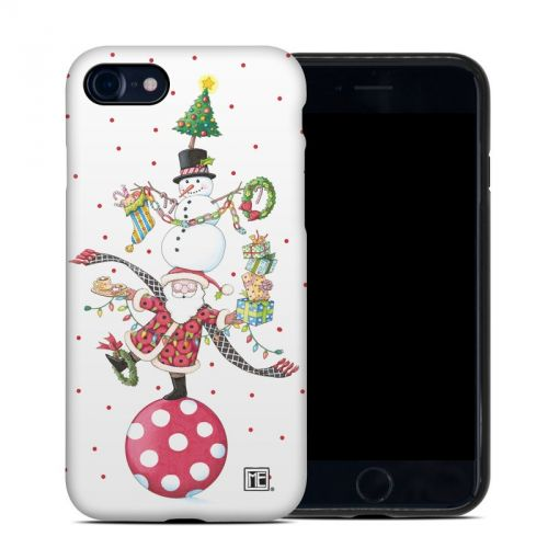 Christmas Circus iPhone 7 Hybrid Case