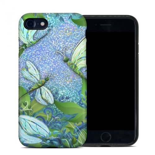 Dragonfly Fantasy iPhone 8 Hybrid Case