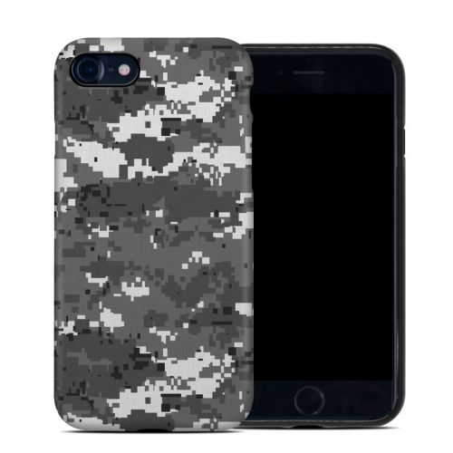 Digital Urban Camo iPhone 8 Hybrid Case