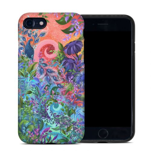 Fantasy Garden iPhone 8 Hybrid Case