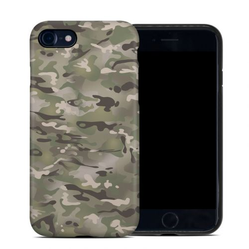 FC Camo iPhone 8 Hybrid Case