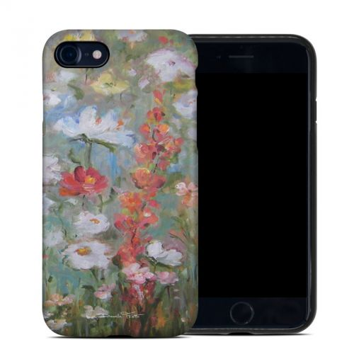 Flower Blooms iPhone 8 Hybrid Case