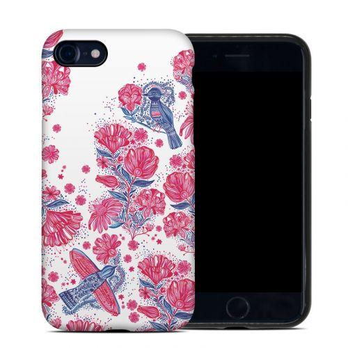 Freedom Flowers iPhone 8 Hybrid Case