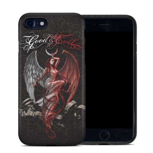 Good and Evil iPhone 8 Hybrid Case