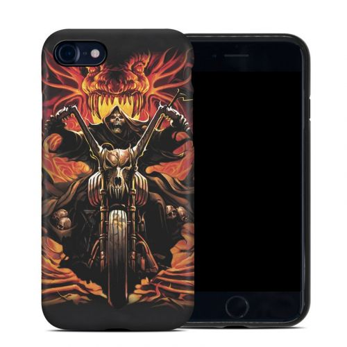 Grim Rider iPhone 8 Hybrid Case