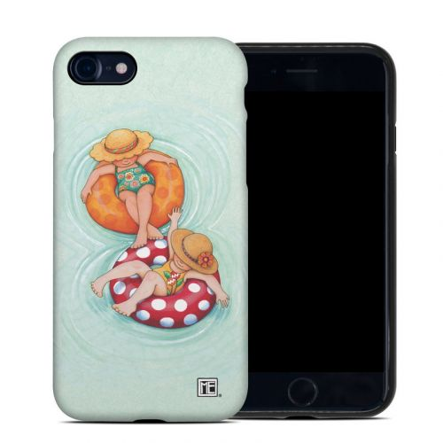 Inner Tube Girls iPhone 8 Hybrid Case