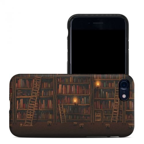 Library iPhone 8 Hybrid Case