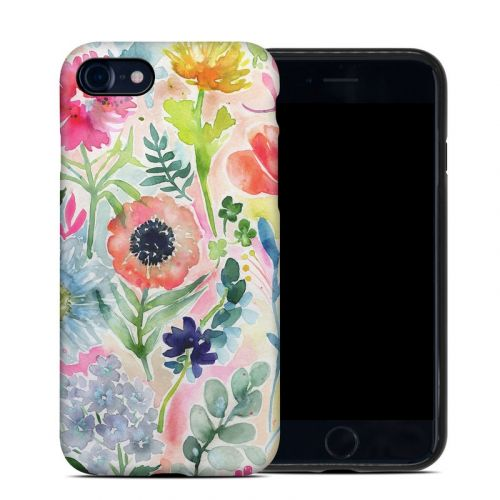Loose Flowers iPhone 8 Hybrid Case