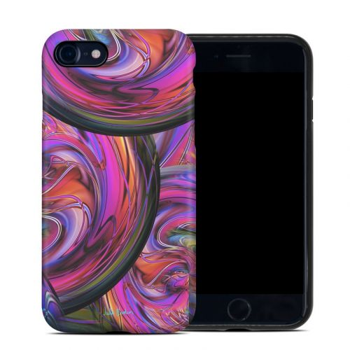 Marbles iPhone 8 Hybrid Case
