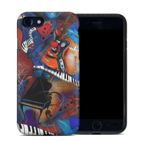 Music Madness iPhone 8 Hybrid Case