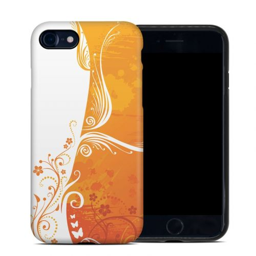 Orange Crush iPhone 7 Hybrid Case