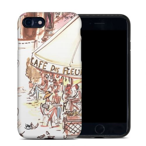 Paris Makes Me Happy iPhone 8 Hybrid Case