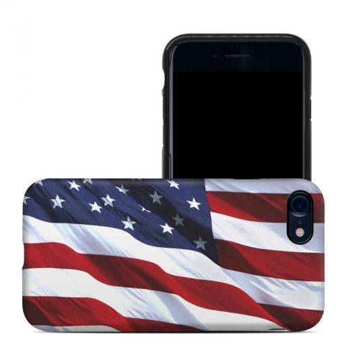 Patriotic iPhone 8 Hybrid Case