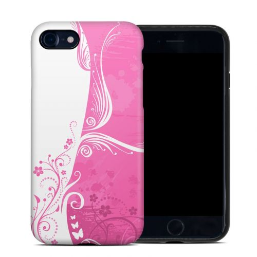 Pink Crush iPhone 7 Hybrid Case