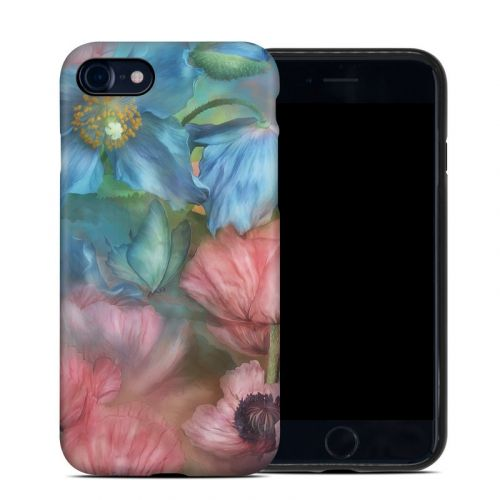 Poppy Garden iPhone 8 Hybrid Case
