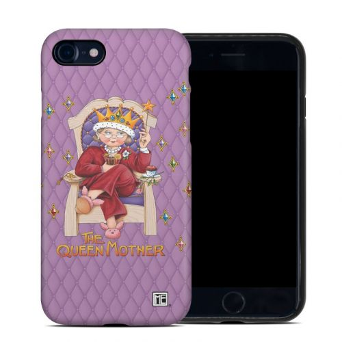 Queen Mother iPhone 7 Hybrid Case