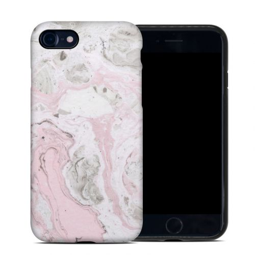 Rosa Marble iPhone 8 Hybrid Case
