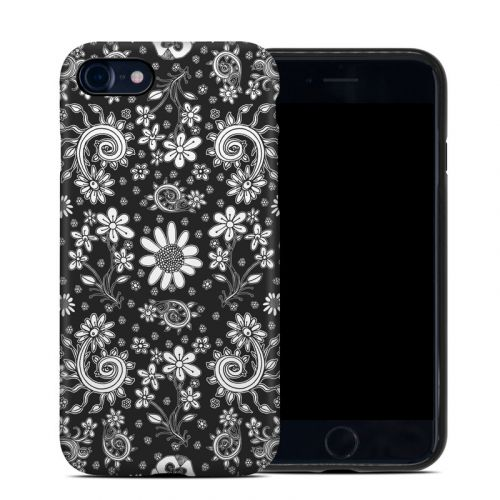 Shaded Daisy iPhone 8 Hybrid Case