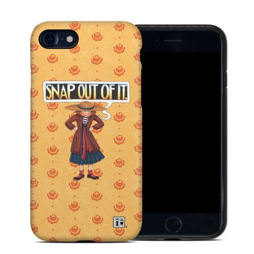 Snap Out Of It iPhone 8 Hybrid Case