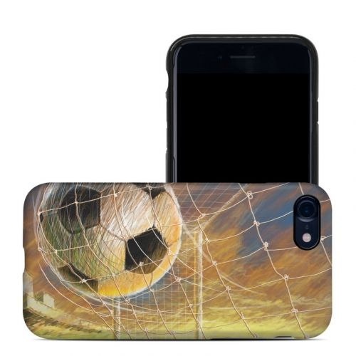 Soccer iPhone 8 Hybrid Case