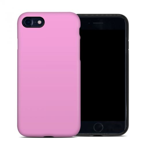 Solid State Pink iPhone 8 Hybrid Case