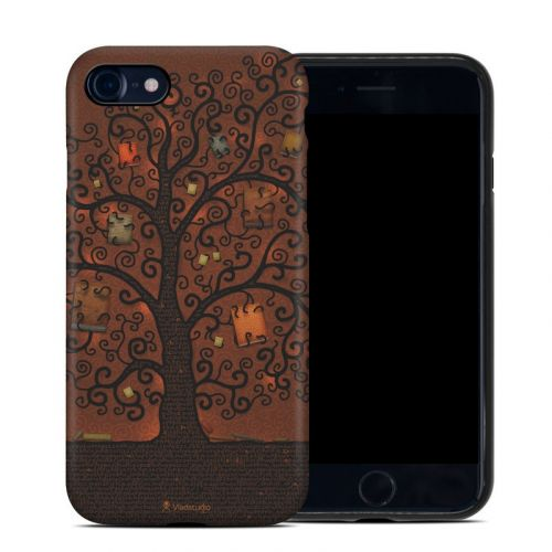 Tree Of Books iPhone 8 Hybrid Case
