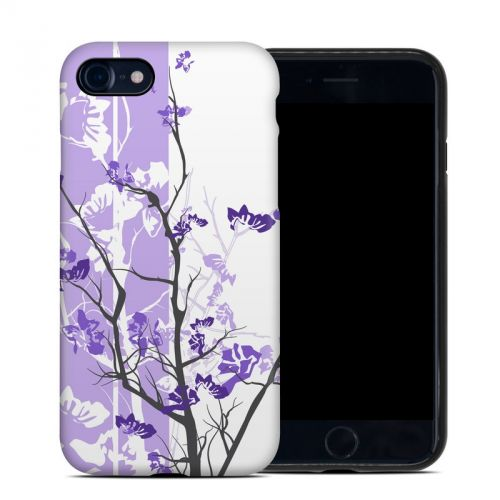 Violet Tranquility iPhone 8 Hybrid Case