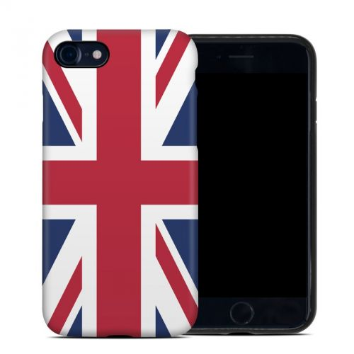 Union Jack iPhone 8 Hybrid Case