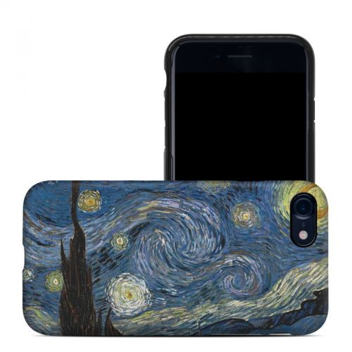 Starry Night iPhone 8 Hybrid Case