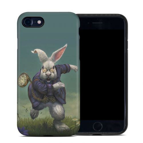 White Rabbit iPhone 8 Hybrid Case