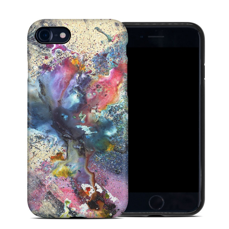 Cosmic Flower iPhone 8 Hybrid Case