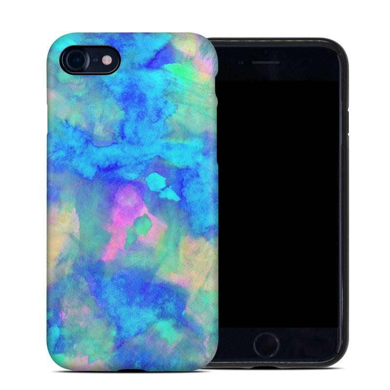 Electrify Ice Blue iPhone 8 Hybrid Case