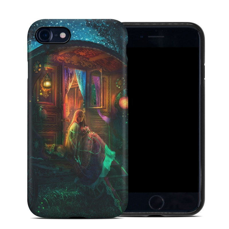 Gypsy Firefly iPhone 8 Hybrid Case