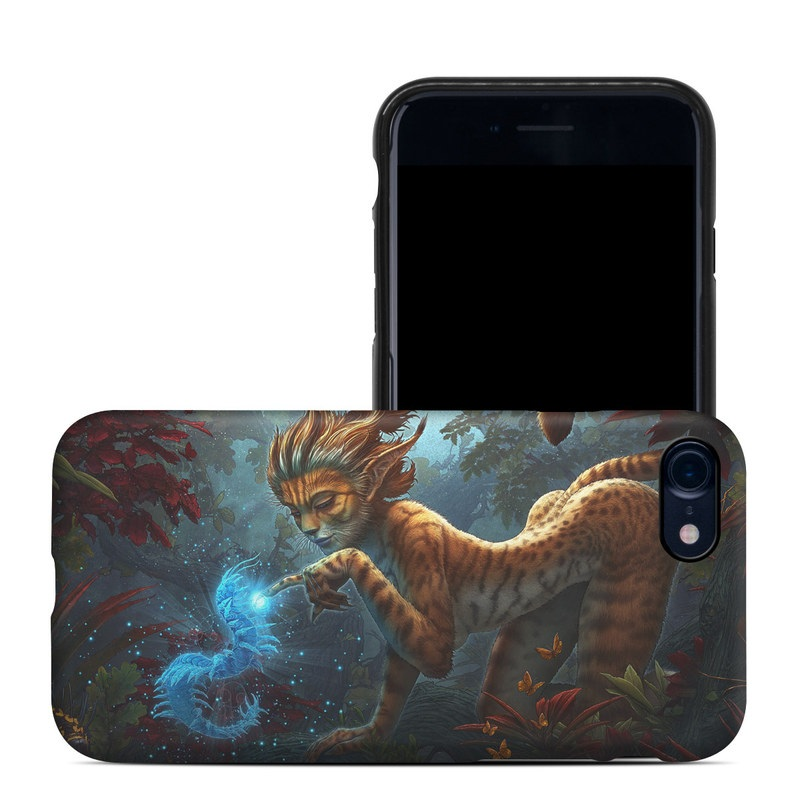 Ghost Centipede iPhone 8 Hybrid Case
