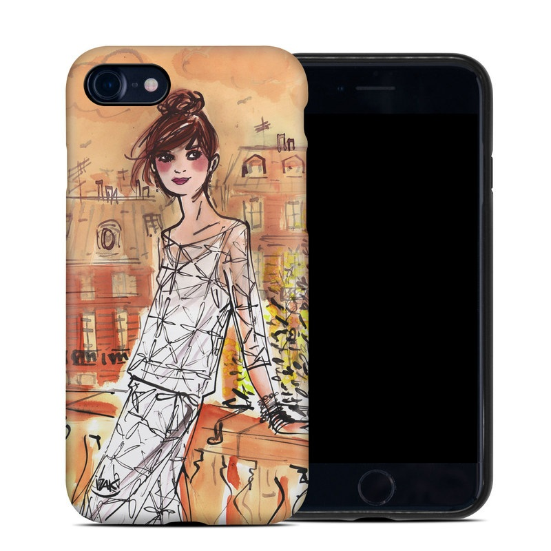 Mimosa Girl iPhone 8 Hybrid Case