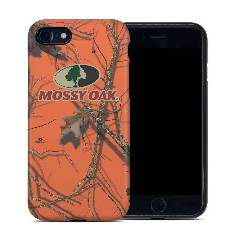iPhone 8 Hybrid Case design of Tree, Botany, Branch, Root, Plant, Illustration, Adaptation, Art, Graphic design, Drawing with orange, green, red, black, gray colors