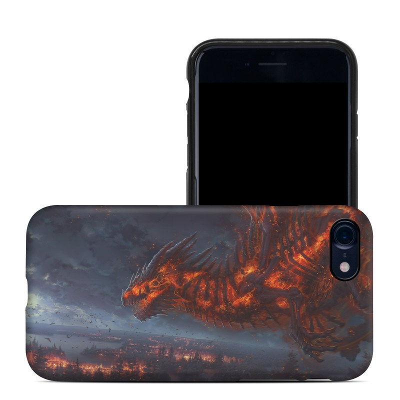 Terror of the Night iPhone 7 Hybrid Case