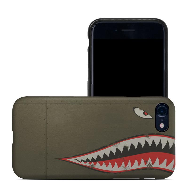 USAF Shark iPhone 8 Hybrid Case