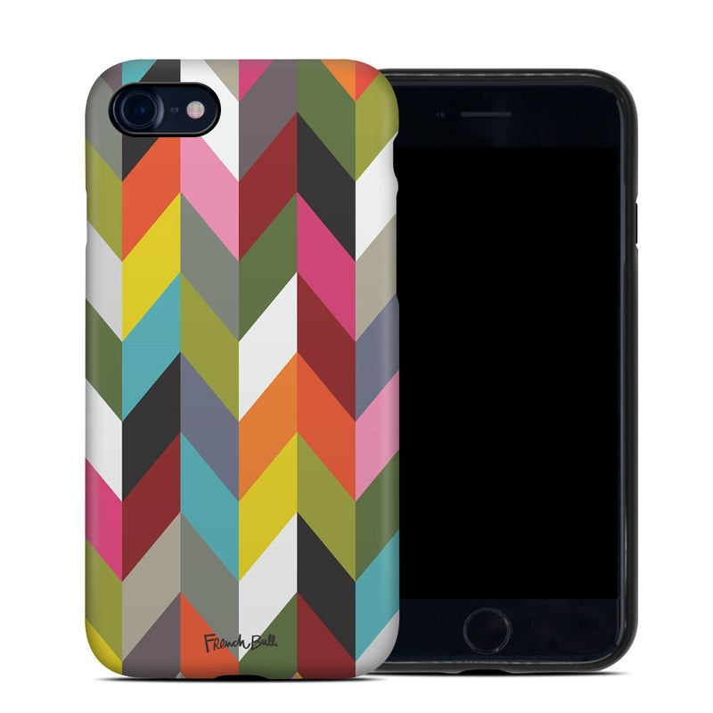Ziggy Condensed iPhone 8 Hybrid Case