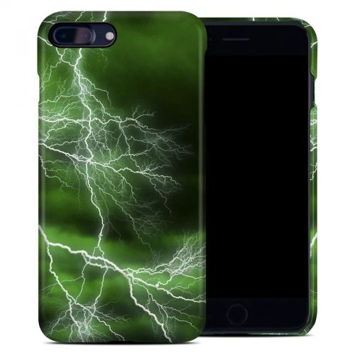 Apocalypse Green iPhone 8 Plus Clip Case
