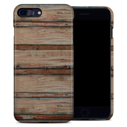 Boardwalk Wood iPhone 8 Plus Clip Case