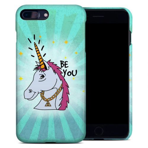 Be You Unicorn iPhone 8 Plus Clip Case