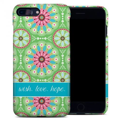 Boho iPhone 8 Plus Clip Case