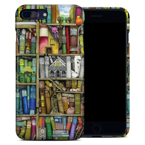 Bookshelf iPhone 8 Plus Clip Case