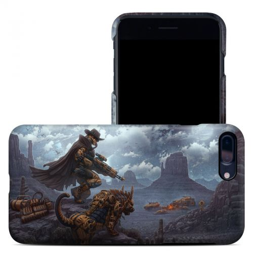 Bounty Hunter iPhone 7 Plus Clip Case