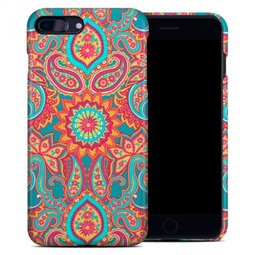 Carnival Paisley iPhone 7 Plus Clip Case